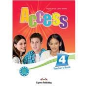access 4 teacher's book - книга для учителя