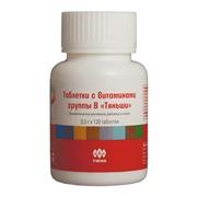 Таблетки с витаминами группы В «Тяньши»