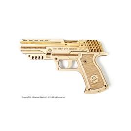 UGears 3D-пазл механический Ugears - Пистолет Вольф-01