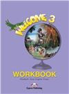 welcome 3 workbook - рабочая тетрадь