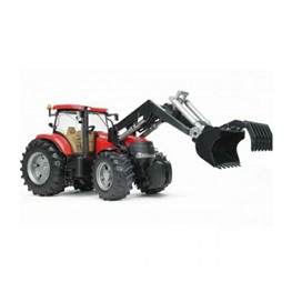Трактор Bruder CASE CVX230 с погрузчиком 03-096