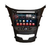 Штатное головное устройство Redpower 18161 HD GPS+Глонасс для Ssang Yong Actyon c 2013 года