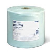 Безворсовый нетканый материал Tork (W1)