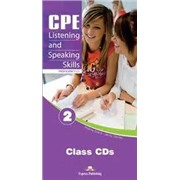 CPE Listening and Speaking Skills 2 (C2) — комлпект дисков для работы