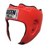 Шлем открытый Special HGS-4025, к/з, красный