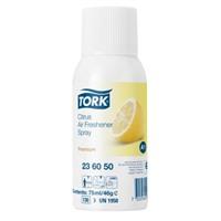 Аэрозольный освежитель воздуха Tork, цитрусовый аромат