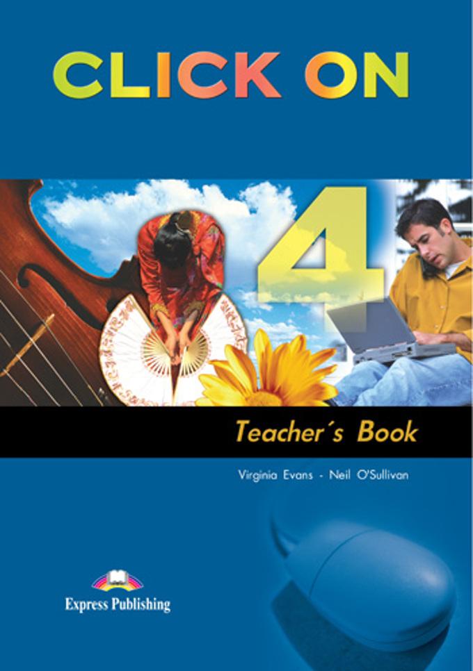 Учебник по английскому языку click on 4 для учителя