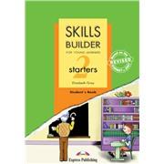 skills builder starters 2 student's book - учебник revised format 2007