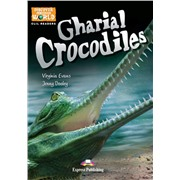 Gharial Crocodiles (+ Cross-platform Application) by Virginia Evans, Jenny Dooley