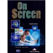 On screen b2 student's book - учебник (2014) че