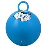 """Мяч-попрыгун """"Слоненок"""" GB-401, 45 см, с ручкой, синий"""