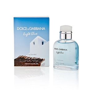 D&G Туалетная вода Light Blue Living Stromboli Pour Homme 125 ml (м)