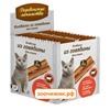 Лакомство Деревенские Лакомства мини колбаски из говядины для кошек (4г) в упаковке 100шт