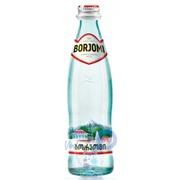 Упаковка Боржоми 0,33 в стекле - 12 шт.