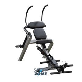 Тренажер для мышц брюшного пресса спины Body-Solid GAB300 на свободном весе