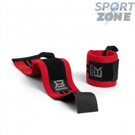 Напульсники Better Bodies Wrist Wrap 18, Bright Red