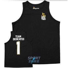 Свободная майка (баскетбольная) 'Team Dedicated'