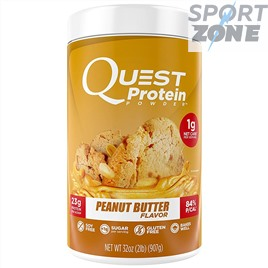 Протеин Quest Protein Powder 30serv Peanut Butter Печенье и Крем