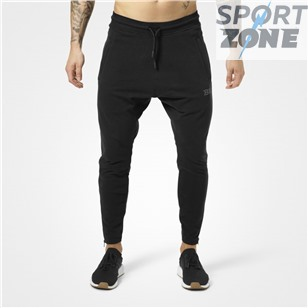 Спортивные брюки Better Bodies Harlem Zip Pants, Black