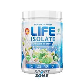 Life Isolate Pistachio ice cream 1lb