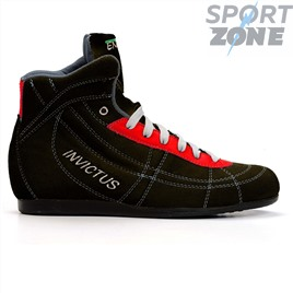 Кроссовки ENERGY 1999 INVICTUS BLACK/RED