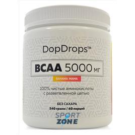 BCAA БЦА DopDrops 5000мг 40serv Bahama mama