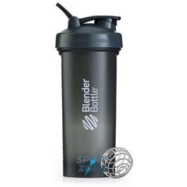 Шейкер для спортивного питания BlenderBottle Pro45, серый/белый