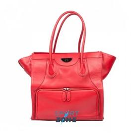 Женская сумка SIX PACK FITNESS (SPF) Victoria Elite Tote Red (красный)