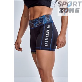Labellamafia Шорты Cross Training Blue Tech Sapphire Short