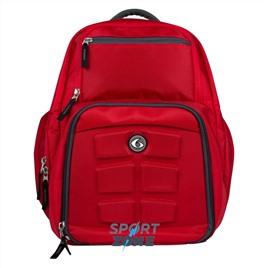 Спортивный рюкзак SIX PACK FITNESS (SPF) Expedition Backpack 300 Red/Grey (красный/серый)