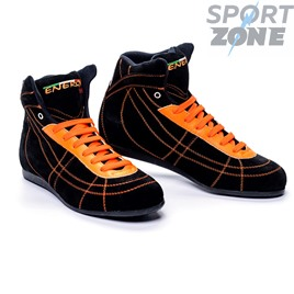 Кроссовки ENERGY 1999 INVICTUS BLACK ORANGE/FLUO