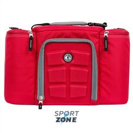 Спортивная сумка   INNOVATOR 300красный/серый