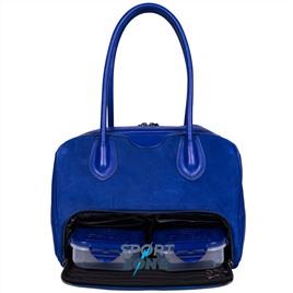 Женская сумка SIX PACK FITNESS (SPF) Vixen Elite Bowler Blue (синий)