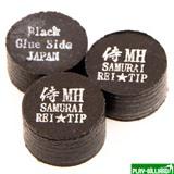 """Наклейка для кия """"Rei Samurai Black"""" (MH) 14 мм, интернет-магазин товаров для бильярда Play-billiard.ru"""