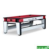 """Игровой стол - трансформер (пул + аэрохоккей)  """"ATOMIC 2-in-1"""" 7 ф, интернет-магазин товаров для бильярда Play-billiard.ru"""
