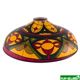 Плафон «Colorful» (цветной D44см), интернет-магазин товаров для бильярда Play-billiard.ru