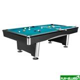"""Бильярдный стол для пула """"Dynamic Triumph"""" 8 ф (черный) в комплекте, аксессуары + сукно, интернет-магазин товаров для бильярда Play-billiard.ru"""