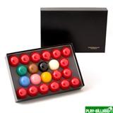 """Комплект шаров 52.4 мм """"Super Crystalate"""", интернет-магазин товаров для бильярда Play-billiard.ru"""