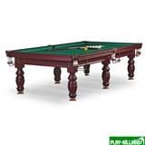 Бильярдный стол для русского бильярда «Дебют» 9 ф (махагон), интернет-магазин товаров для бильярда Play-billiard.ru