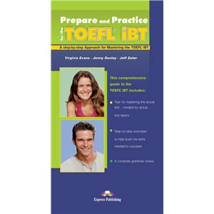 prepare and practice for the toefl class cds (set 6)