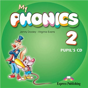 My Phonics 2 - Pupil's Audio CD