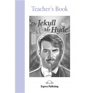 dr. jekyll teacher's book - книга для учителя
