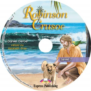 robinson crusoe audio cd