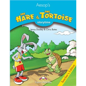 the hare and the tortoise teacher's book - книга для учителя