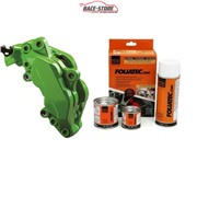 FT2166 FOLIATEC Краска для суппортов, Зеленая (Power-Green)