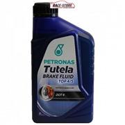 Petronas Tutela Brake Fluid TOP 4/S DOT 4 Тормозная жидкость (1л.)