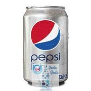 Pepsi Light 0,33л в банке - 12шт. в упаковке