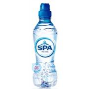 Упаковка минеральной воды SPA Reine 0,33 в пластике и дозатором - 24 шт.