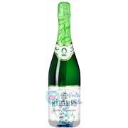 Бутылка Rimuss Apero Champion Bio - полусухое безалкогольное шампанское