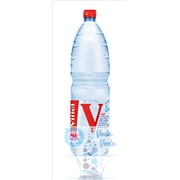 Vittel 1,5 упаковка минеральной воды - 6 шт.